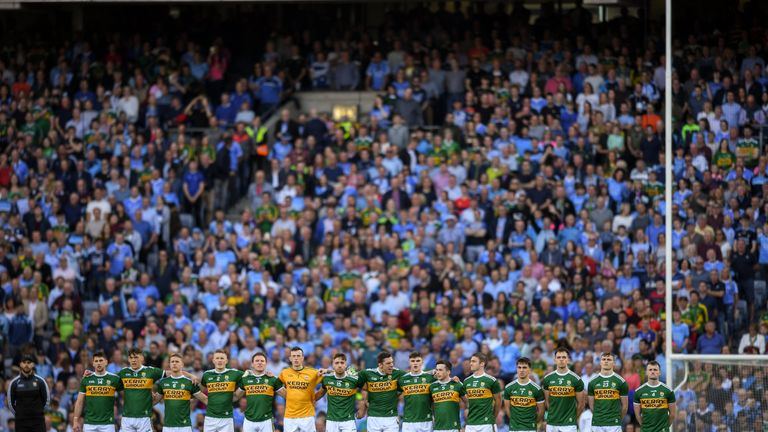 Kerry were defeated All-Ireland finalists in 2019