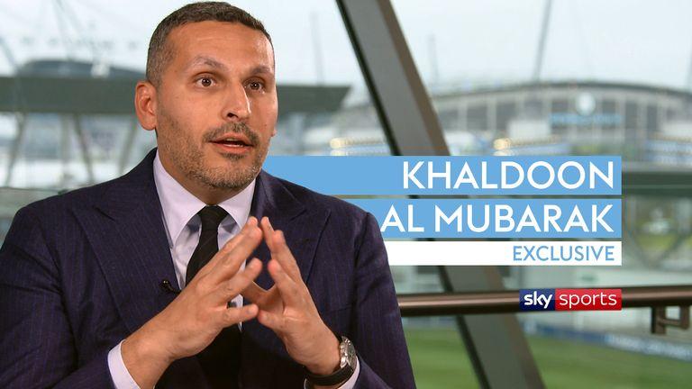 Al Mubarak spoke exclusively to Sky Sports