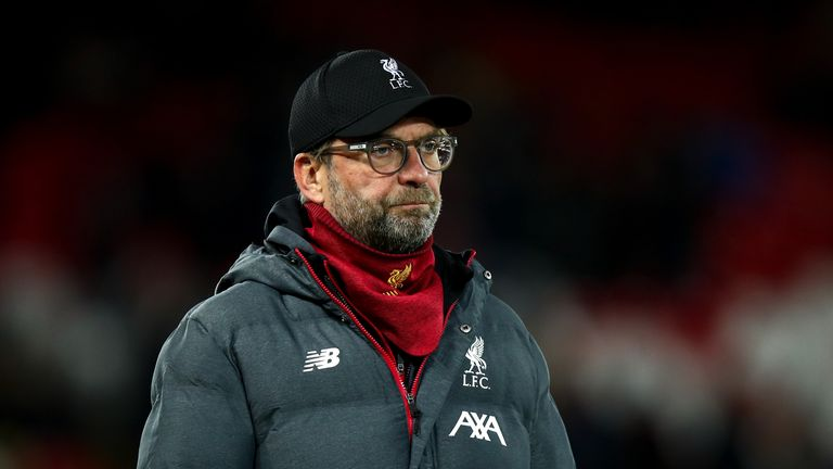 Liverpool manager Jurgen Klopp feels his team do not get the amount of rest time they should
