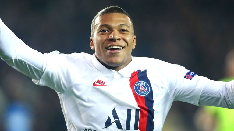 Zinedine Zidane hints France striker Kylian Mbappe will come to the Bernabeu