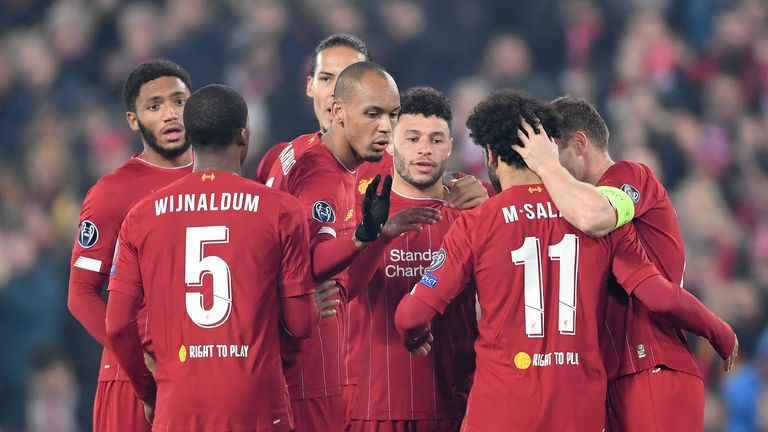 Liverpool face Manchester City on Super Sunday at Anfield, and Danny Mills believes Liverpool must avoid defeat against the reigning champions.