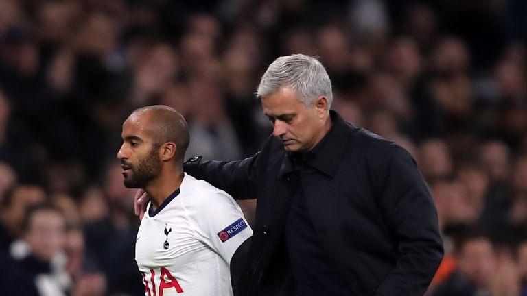 Jose Mourinho has long been an admirer of Lucas Moura