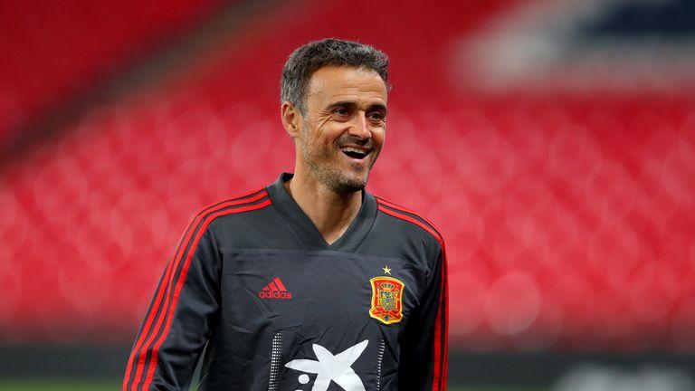 Luis Enrique has regained his former role as Spain manager