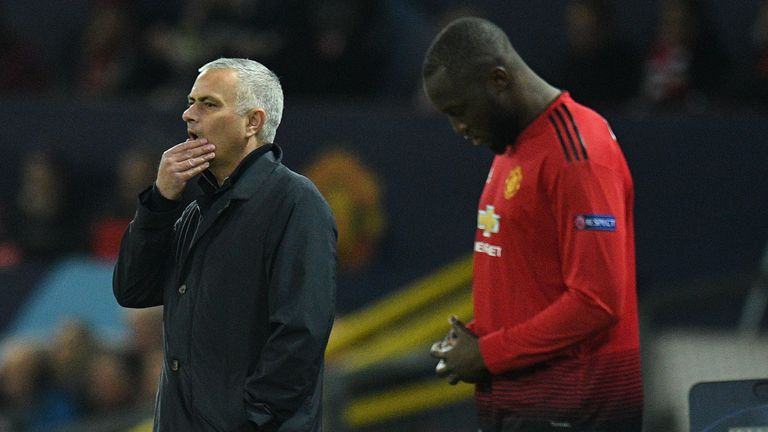 Both Jose Mourinho and Romelu Lukaku have left Old Trafford in the last 12 months