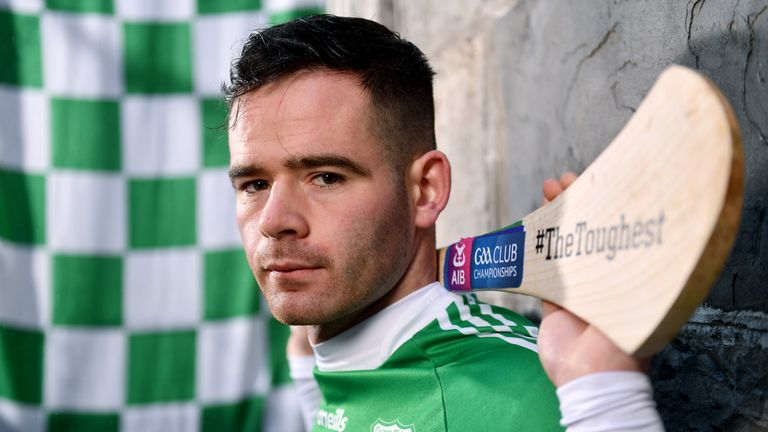 Marty Kavanagh and St Mullins take on Ballyhale Shamrocks in Sunday's Leinster final