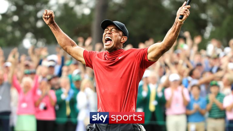 Sky Sports will be the exclusive live broadcaster of the Masters in the UK