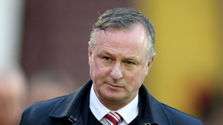 Stoke City Boss, Michael O'Neill Tests Positive For Coronavirus
