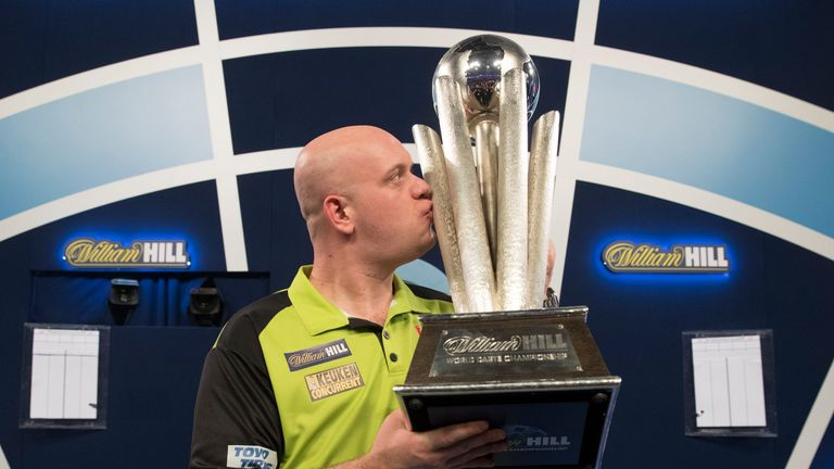 MVG is chasing a fourth crown