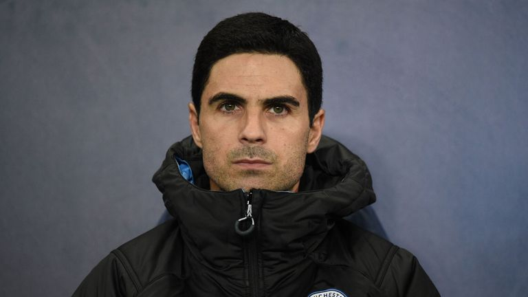 Former Arsenal midfielder Mikel Arteta is also under consideration