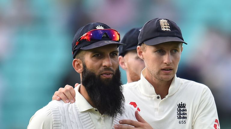Ali says Joe Root has told him he remains a 'big part' of England's Test team