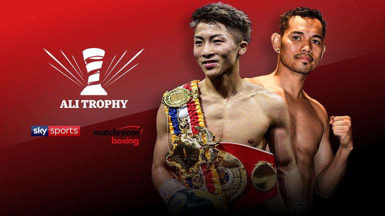 Donaire makes bantamweight limit, ready for final with Inoue