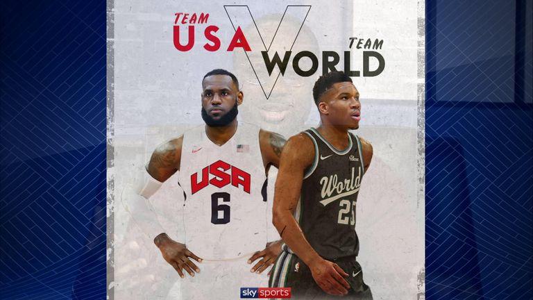 USA v World