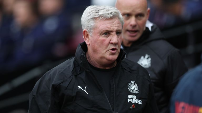 Steve Bruce was encouraged by Newcastle's 3-2 win against West Ham and wants them to continue in the same vein against Bournemouth this weekend.