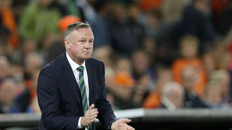 Michael O'Neill's success with Northern Ireland meant it was inevitable club sides would come calling for his services
