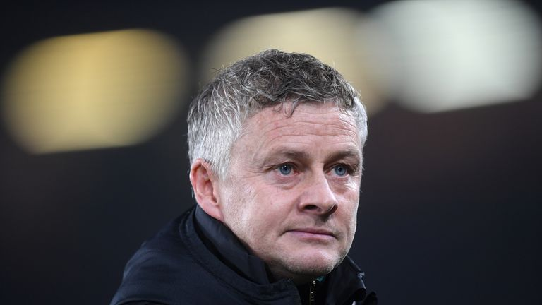 Ole Gunnar Solskjaer's travelling squad includes 14 players under the age of 20