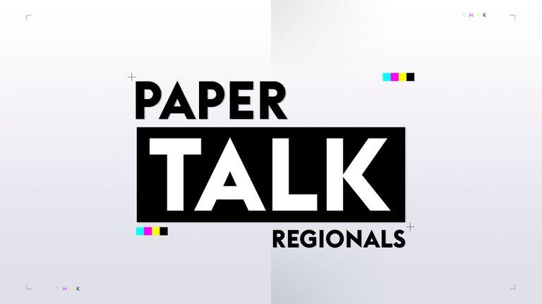 Paper Talk - Regionals
