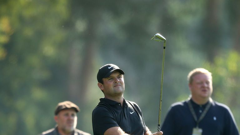 Patrick Reed has had three top-10 finishes in five Rolex Series appearances