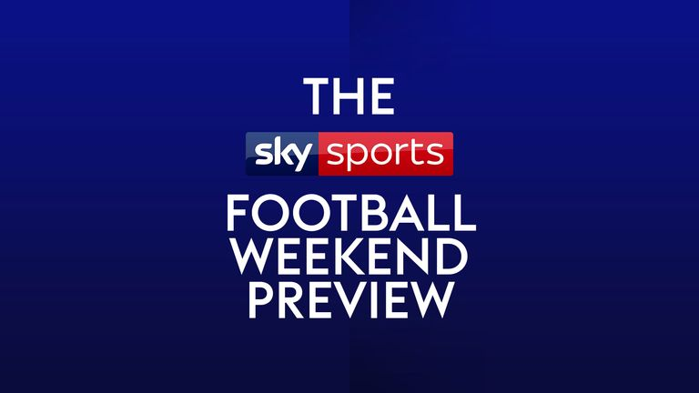 Premier League football weekend preview podcast