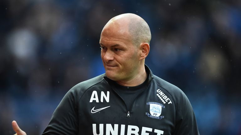 Preston boss Alex Neil says reports linking him with the vacant Stoke City job is 'just speculation'