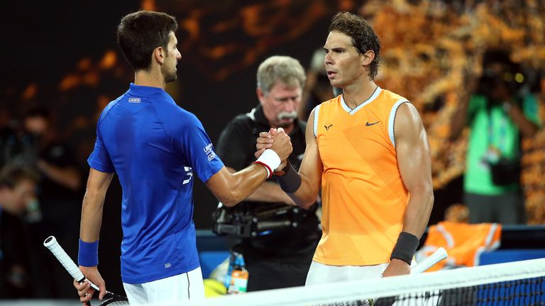 The duo should be going head-to-head in London for the battle to become the year-end world No 1
