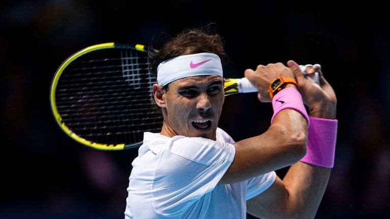 Nadal will take on Tsitsipas hoping to join the Greek in the semi-finals of the tournament