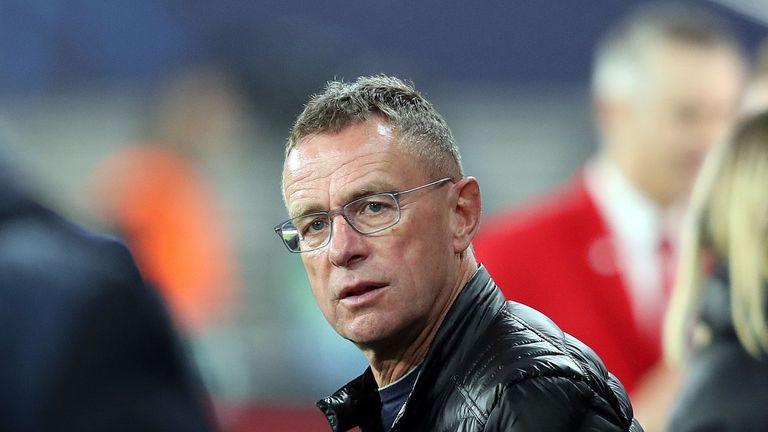 Ralf Rangnick, Red Bull's Head of Sport and Development Soccer