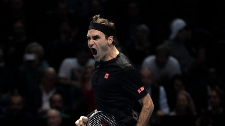 Roger Federer braced for another next-gen challenge in 2020