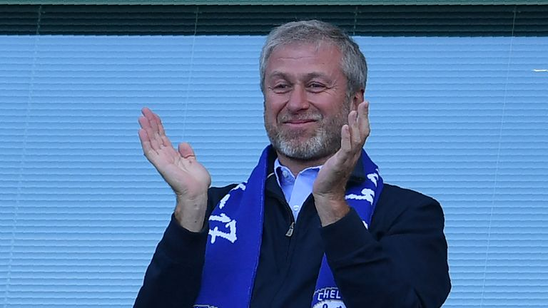 Chelsea owner RomanAbramovichhas had no plans to sell the club