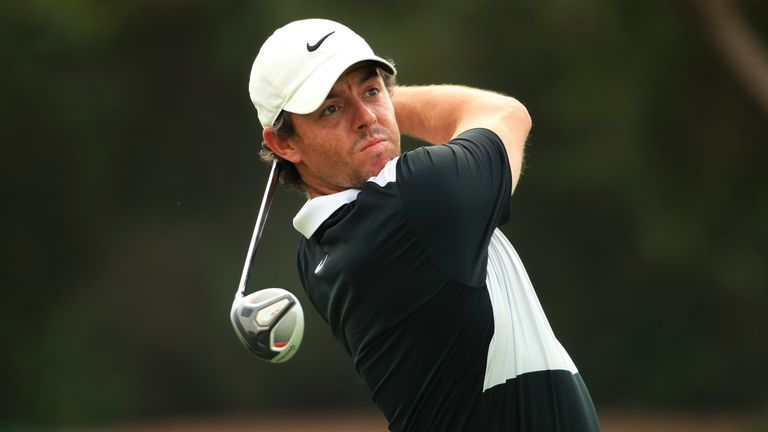 McIlroy unfazed despite missing out on Dubai big prize