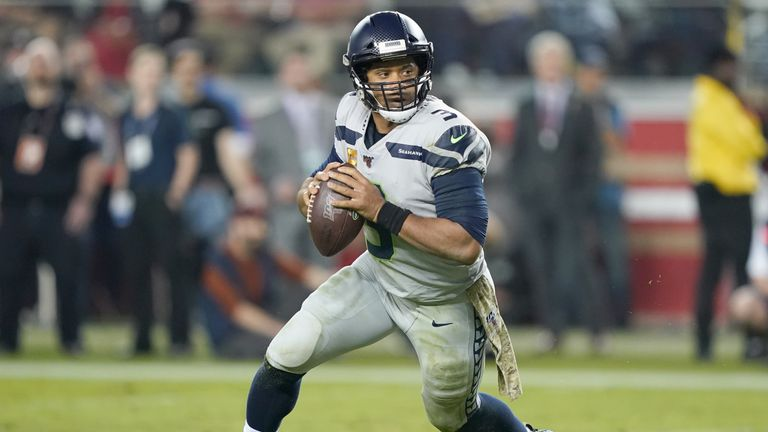 Seattle Seahawks Coming Off Bye To Face Banged Up