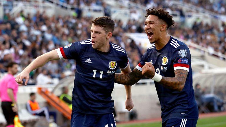 Scotland v Cyprus
