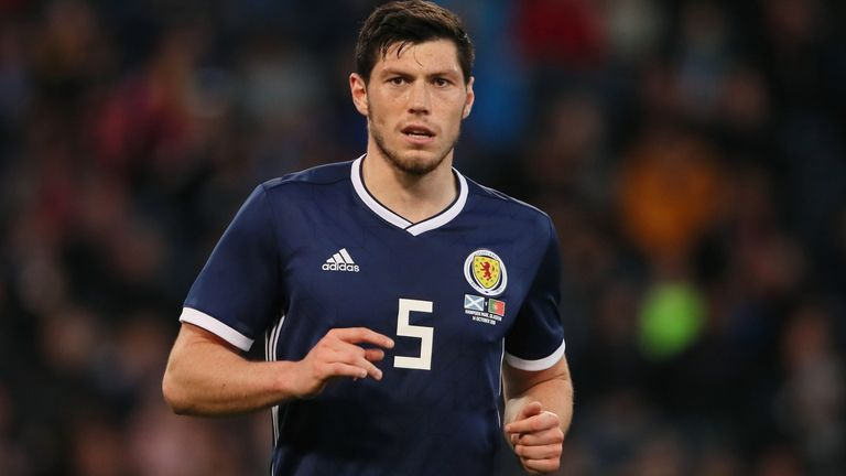 Clarke yields to Arsenal request to omit Tierney from Euro squad