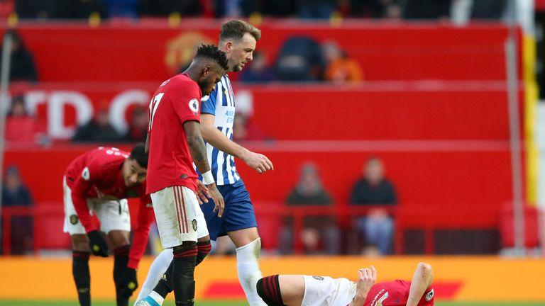 United earn 3-1 win over Brighton