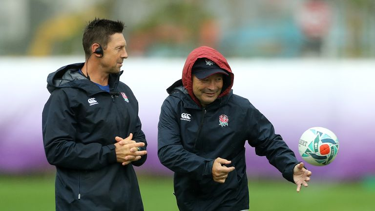Scott Wisemantel leaves England attack coach role