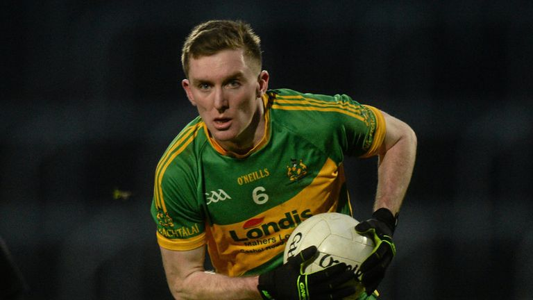 Kennedy is eyeing up his second Munster medal