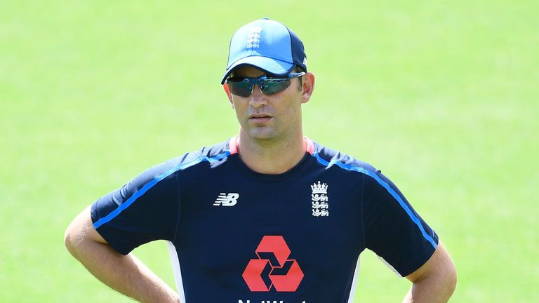 Shane Bond worked with the England bowlers during the 2017/18 Ashes series