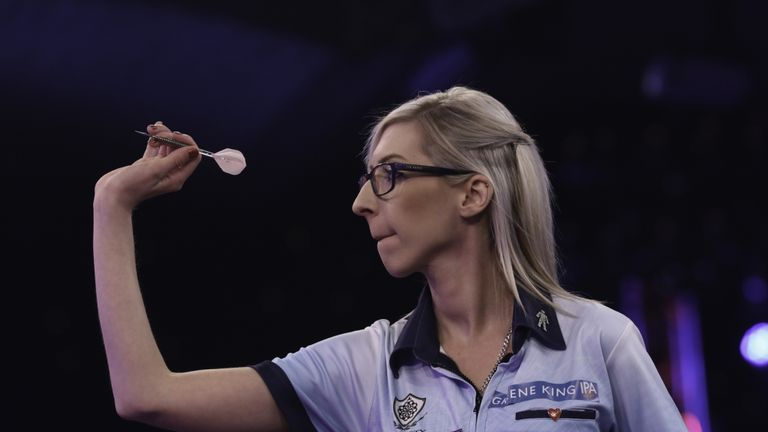 Sherrock produced a series of dazzling displays in last month's qualifier to seal the final World Championship qualification spot.