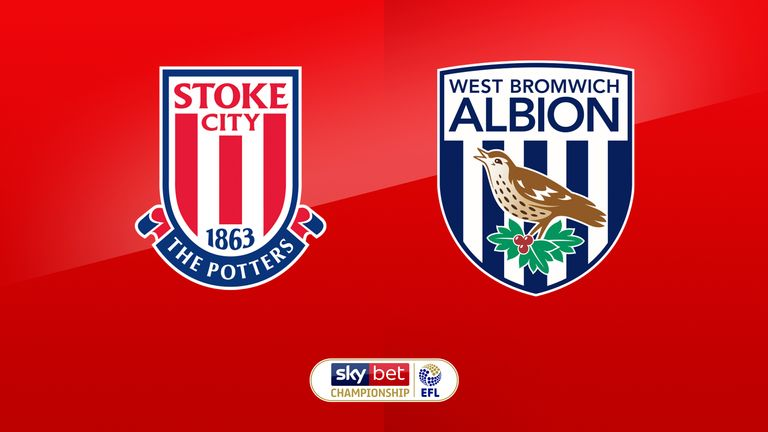 Stoke vs WBA
