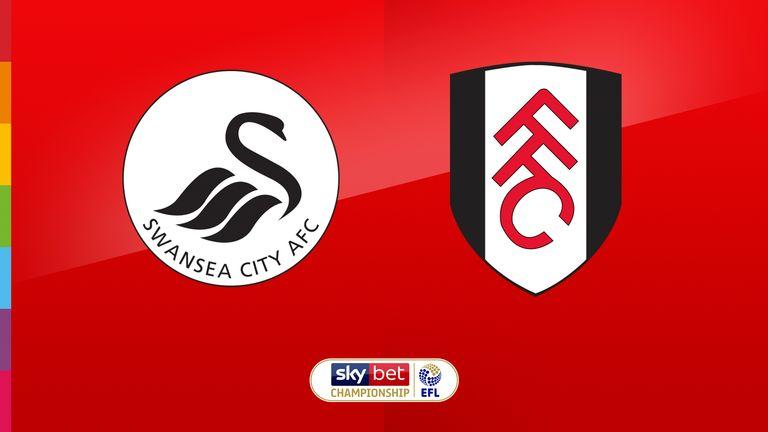 Xem lại Swansea vs Fulham, League Championship 30/11/2019