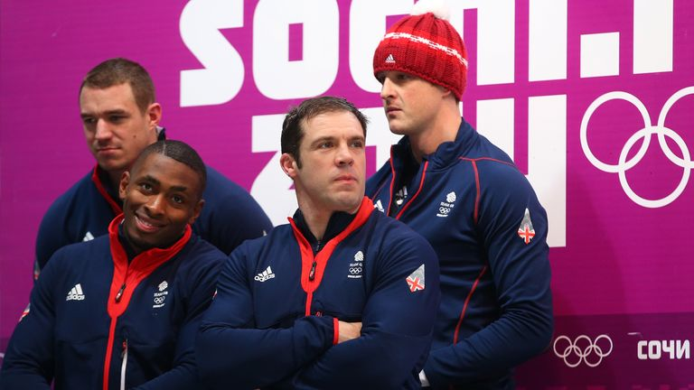 Team GB men's Bobsleigh team received bronze medals after two Russian crews were disqualified