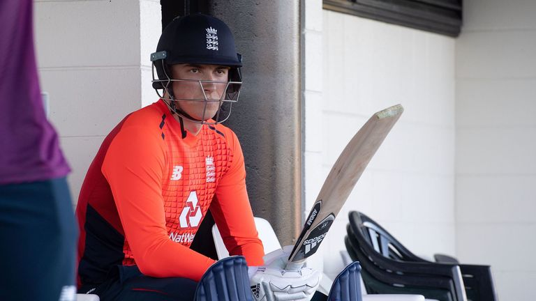 England opener Tom Banton is a really exciting prospect, says Nasser Hussain