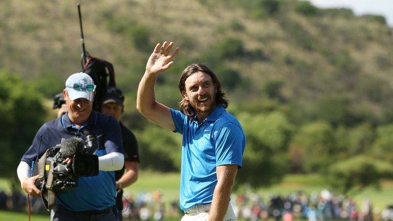 Fleetwood trails Wiesberger by 722.7 points in the standings