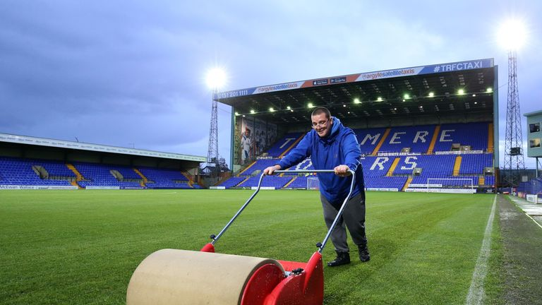 Prenton Park has been home for over a century but the future could lie elsewhere