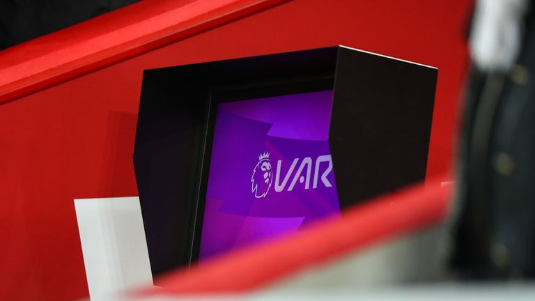 VAR provided another series of controversial moments in the Premier League last weekend