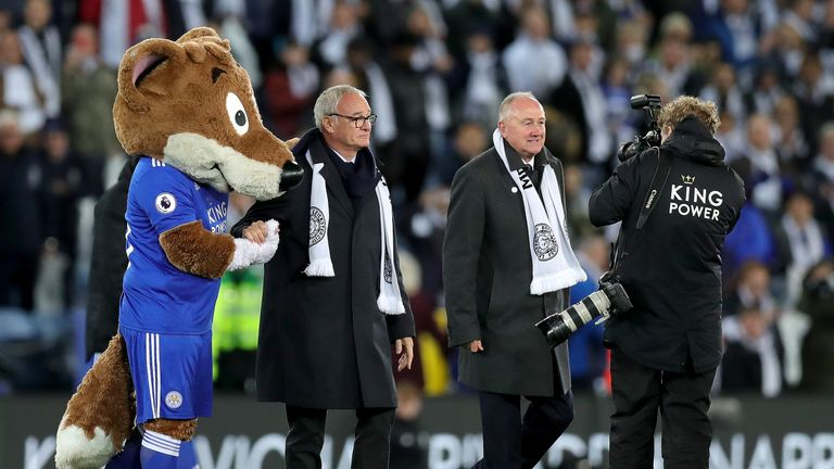 Steve Walsh was credited to have played a key role in Leicester's Premier League triumph