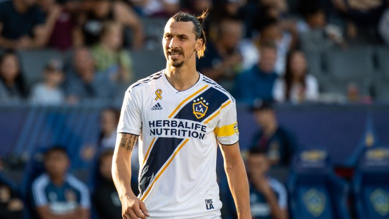 AC Milan offer Ibrahimovic six-month deal