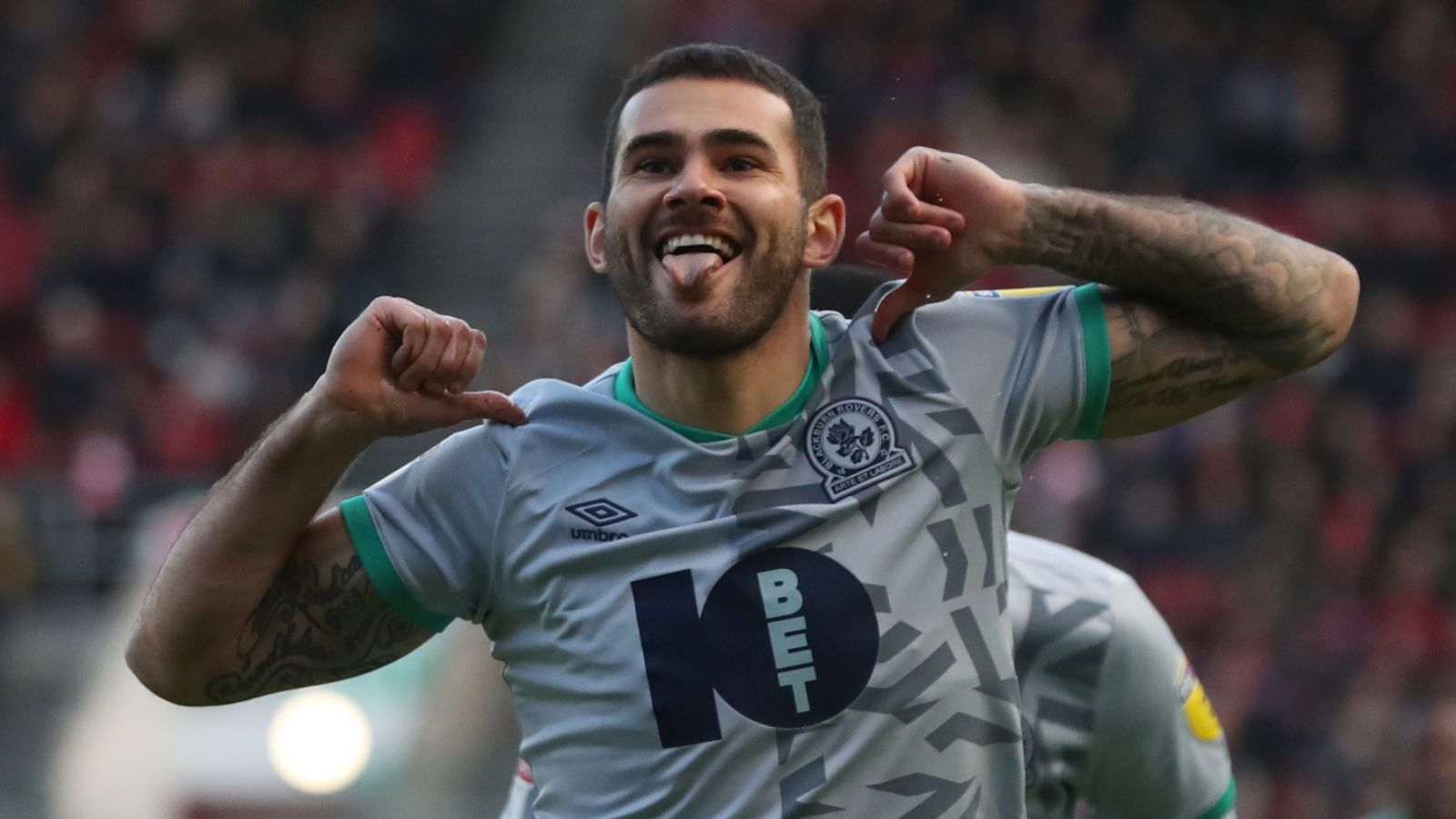Bristol City 0-2 Blackburn: Rovers ease to victory