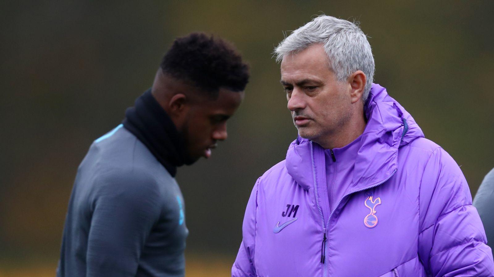 José Mourinho tomará entrenamiento en Tottenham por video en medio de una pandemia de coronavirus | Noticias de futbol 8