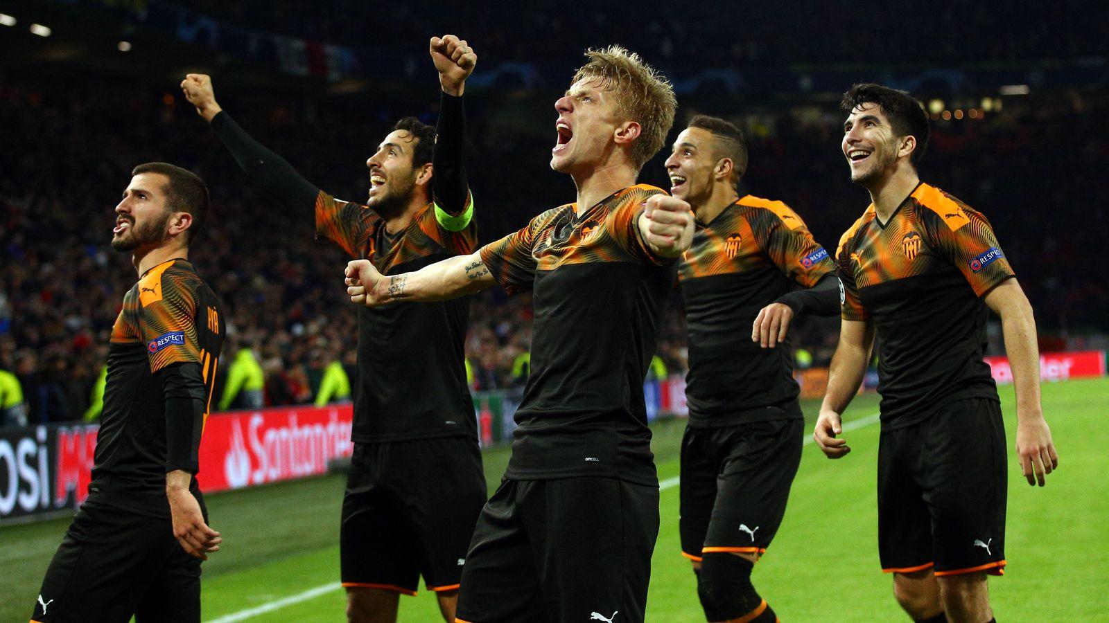 Ajax Valencia