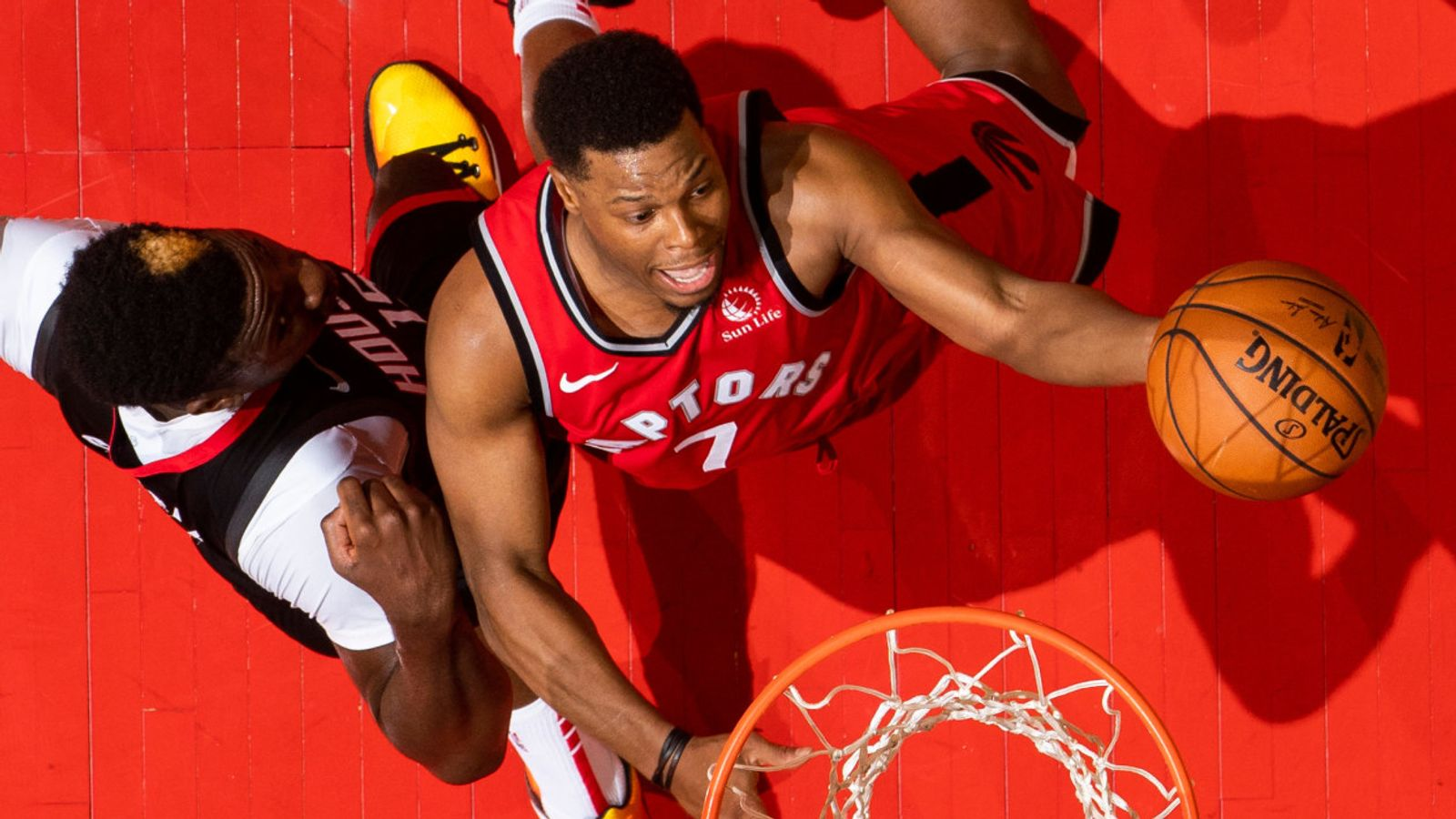 Highlights Of The Houston Rockets Visit To The Toronto Raptors In Week 7 Of The Nba Season